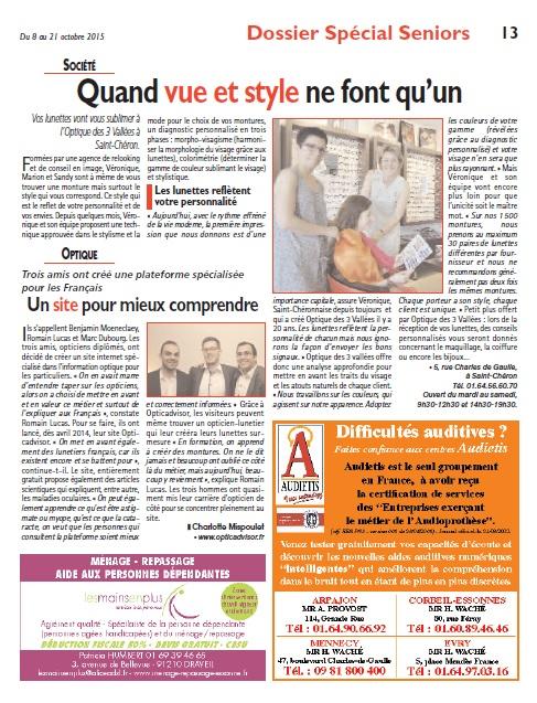 Article Magazine Panorama