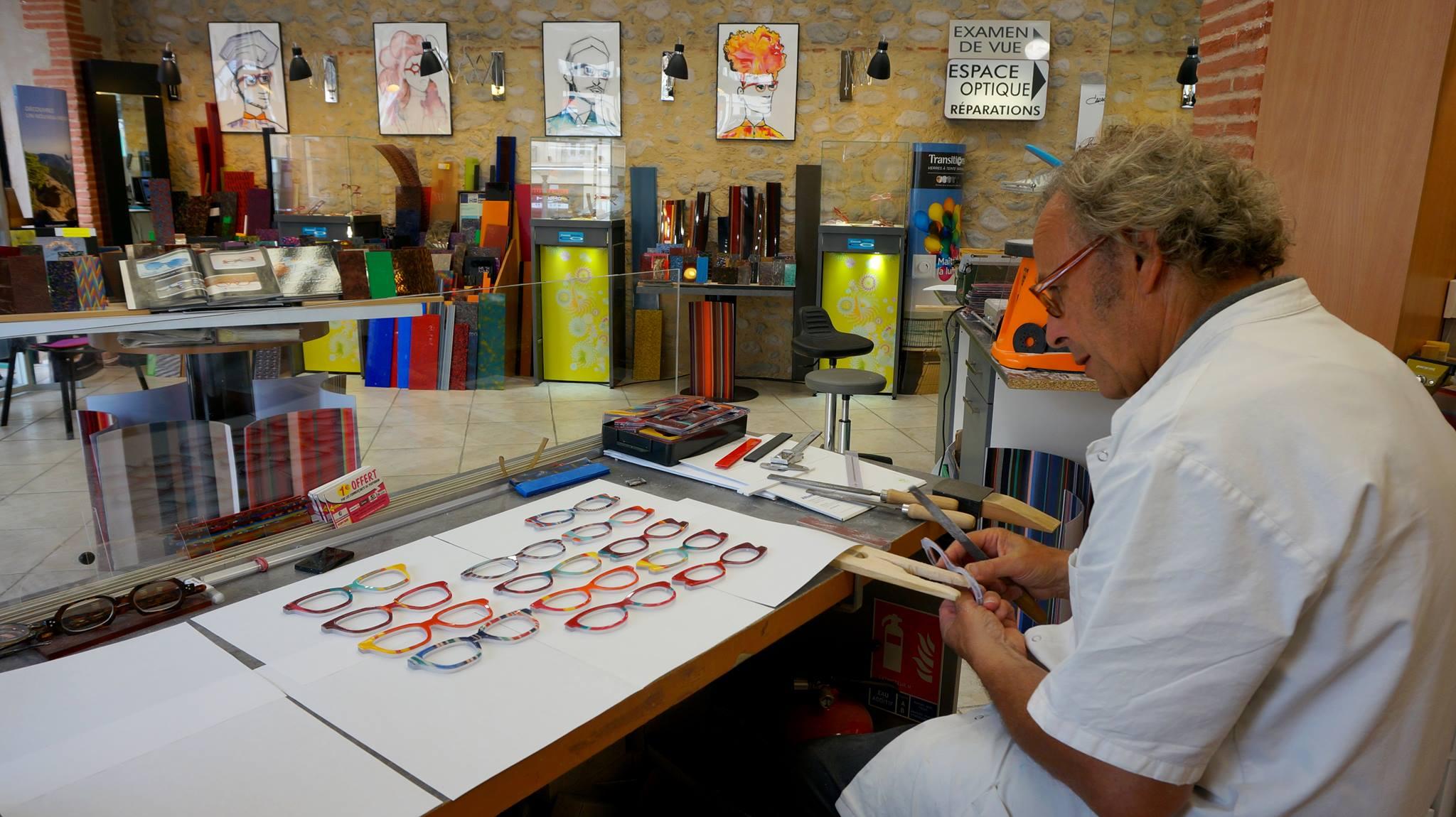 L'atelier Michel Chanard