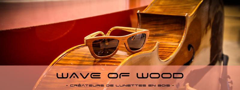 Wave of wood créateur
