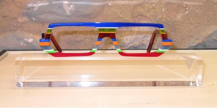 Réalisation lunette sur mesure