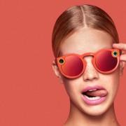 lunettes connectées snapchat