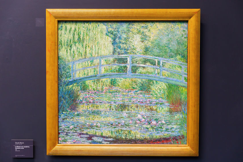 Cataracte de Monet