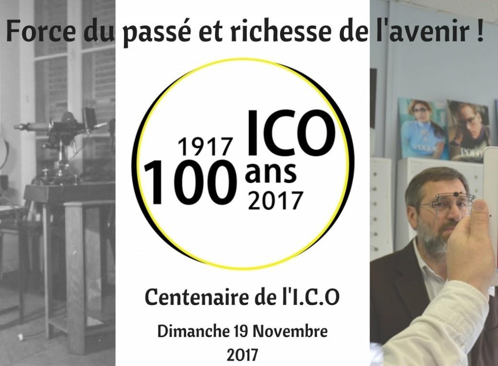 ICO centenaire